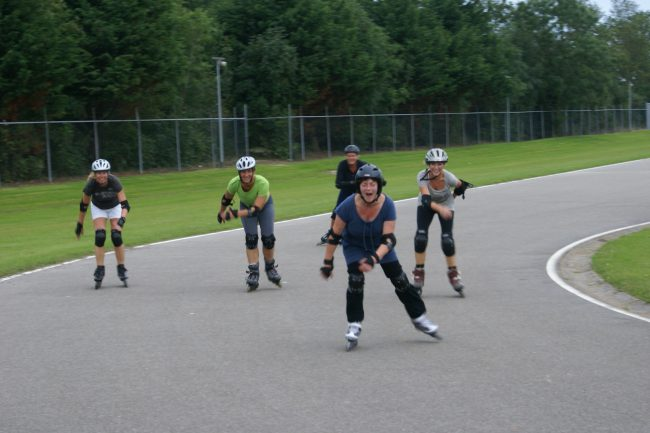 Skeelertraining