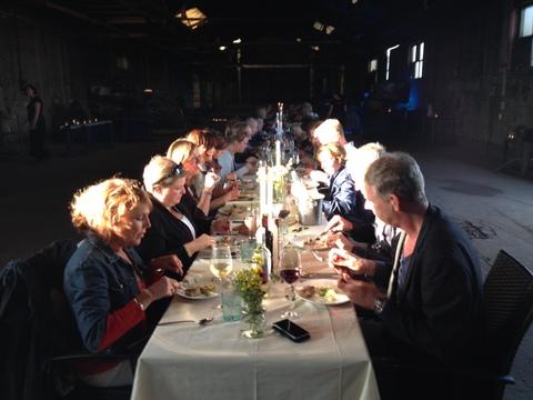 Surprise Diner voor ALS 2014