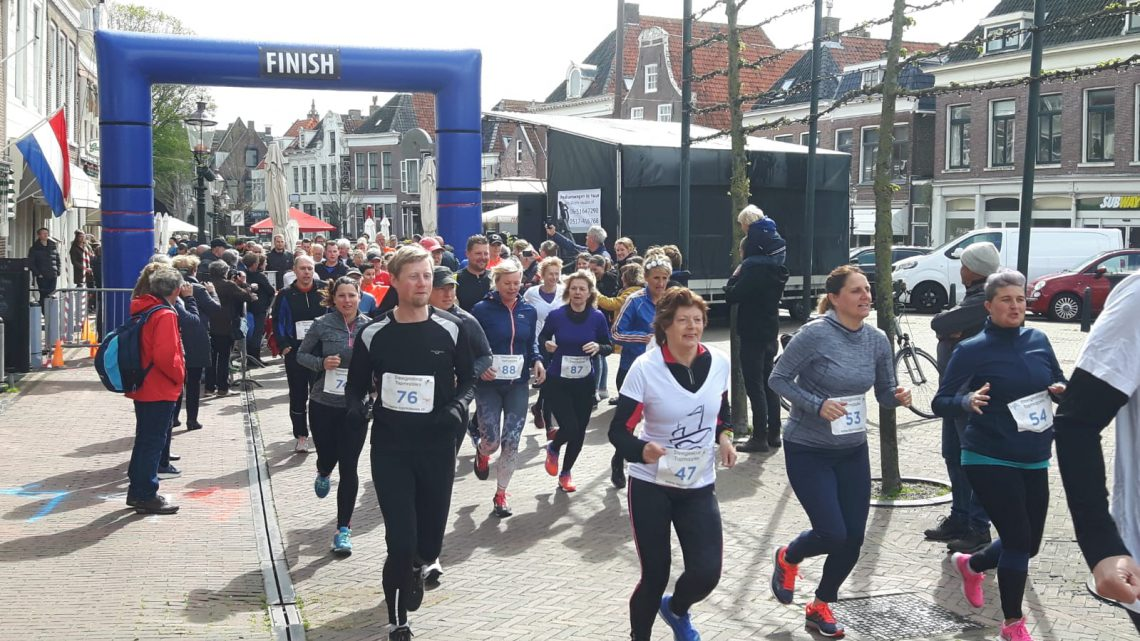 1e HarlingerSteegjesloop 2019